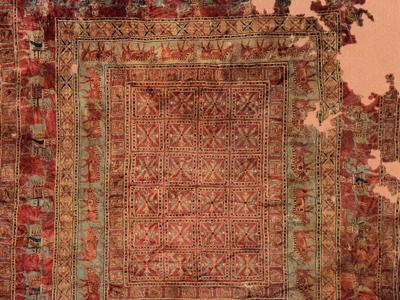 Самый древний в мире ковёр - армянский