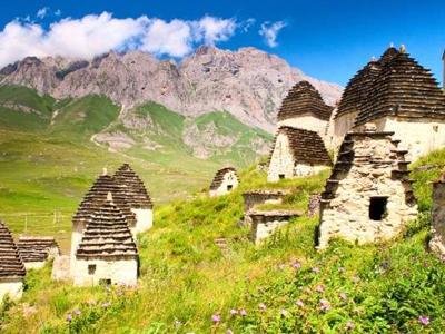 Осетинские тагауры и армянские тагаворы